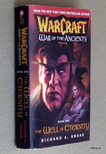 Image for The Well of Eternity (Warcraft: War of the Ancients, Book 1)