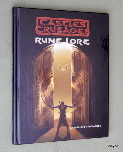Image for Rune Lore (Castles & Crusades)