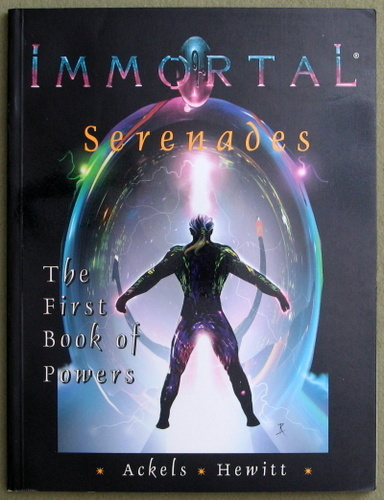Image for Serenades: The First Book of Powers (Immortal)