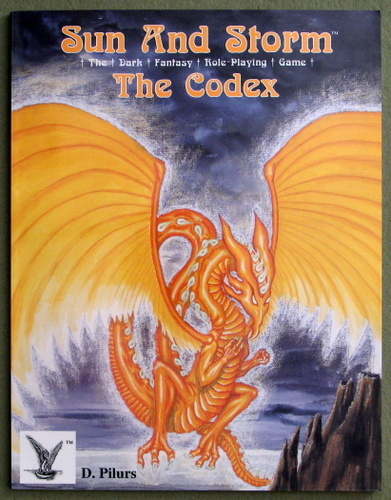 Image for Sun and Storm: The Codex
