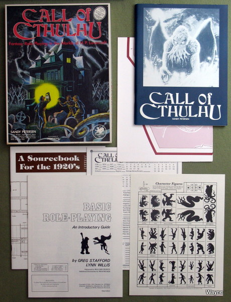 Image for Call of Cthulhu (1st Edition)