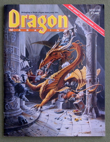 Image for Dragon Magazine, Issue 180