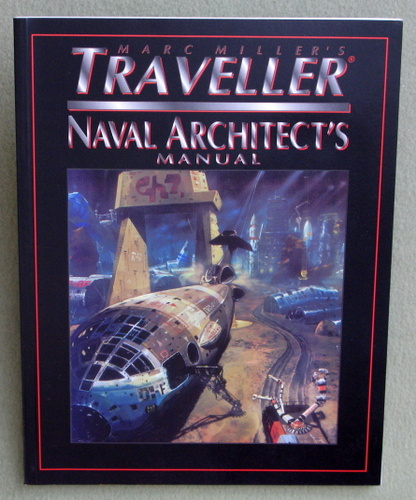 Image for Naval Architect's Manual (Marc Miller's Traveller - T4)