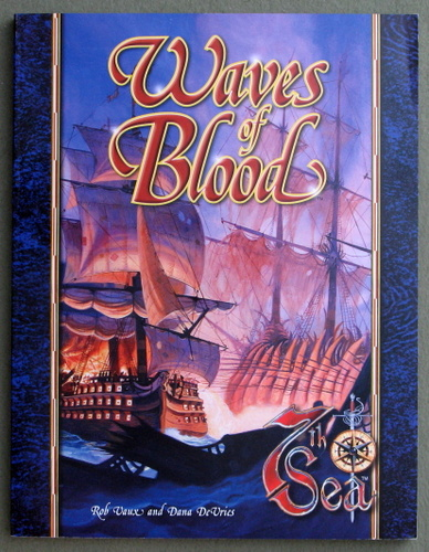 Image for Waves of Blood (7th Sea)