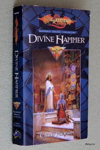 Image for Divine Hammer (Dragonlance: The Kingpriest Trilogy #2)