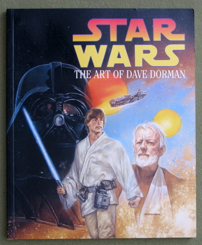 Image for Star Wars: The Art of Dave Dorman