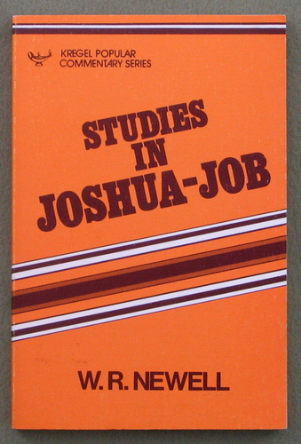 Image for Studies in Joshua-Job (Kregel popular commentary series)
