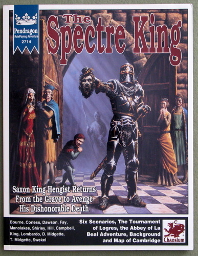 Image for The Spectre King (Pendragon RPG)