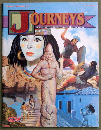 Image for Journeys Magazine, Issue 6