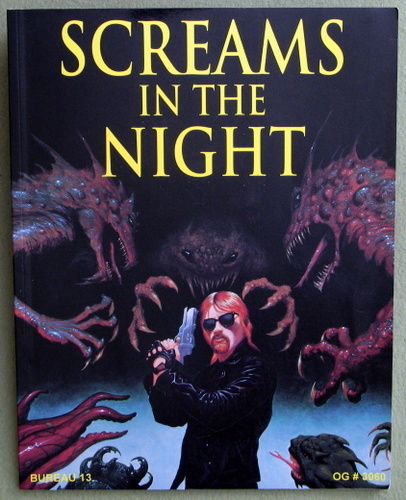 Image for Screams in the Night (Bureau 13: Stalking the Night Fantastic)