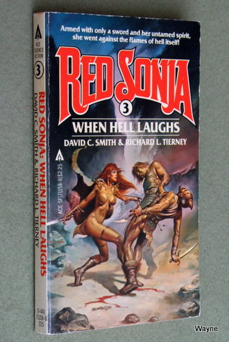 Image for When Hell Laughs (Red Sonja Series, No 3)
