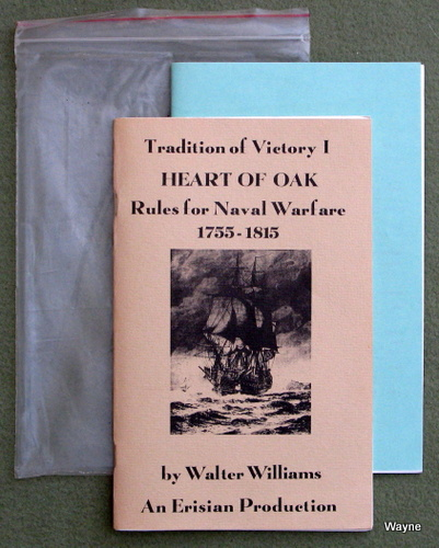 Image for Tradition of Victory I - Heart of Oak: Rules for Naval Warfare 1755 - 1815