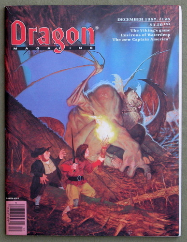 Image for Dragon Magazine, Issue 128