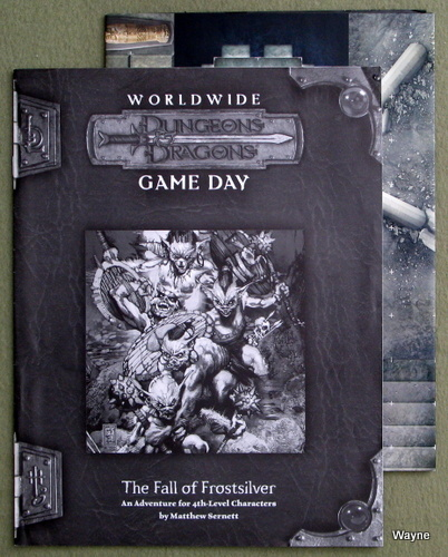 Image for The Fall of Frostsilver (Dungeons & Dragons Worldwide Game Day)
