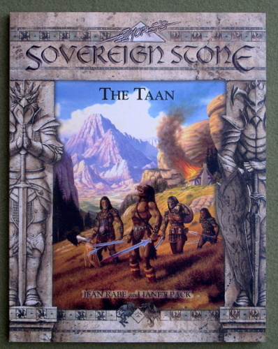 Image for The Taan (Sovereign Stone)