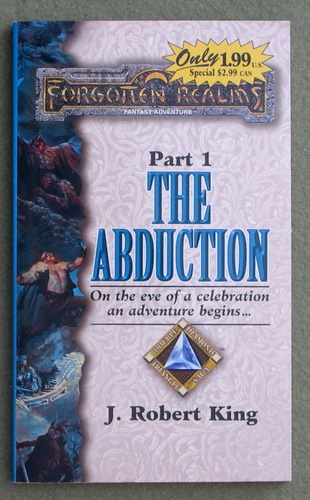 Image for The Abduction (The Double Diamond Triangle Saga, Part 1)