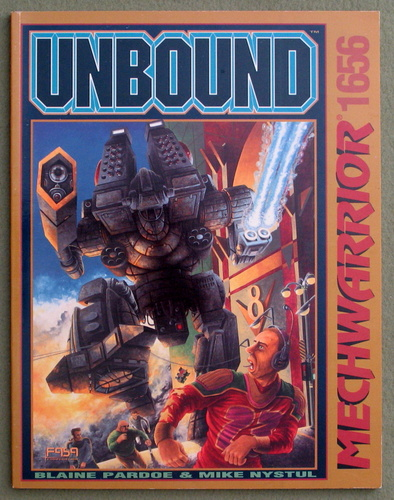 Image for Unbound (Battletech/Mechwarrior)