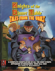 Image for Knights of the Dinner Table: Tales from the Vault, Vol. 1