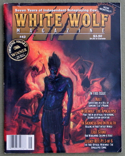 Image for White Wolf Magazine, Issue 43