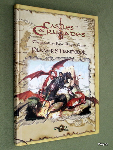 Image for Castles & Crusades: Players Handbook