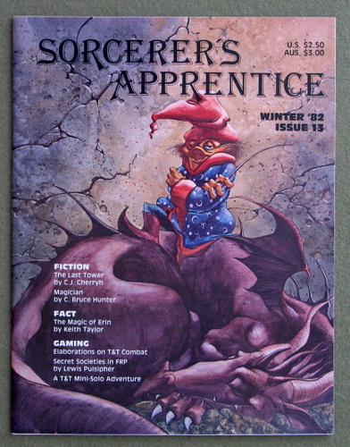 Image for Sorcerer's Apprentice Magazine, Issue 13