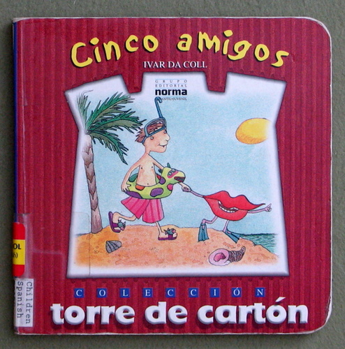 Image for Cinco Amigos (Spanish Edition)