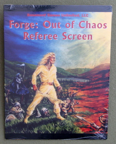 Image for Forge Out of Chaos: Referee Screen
