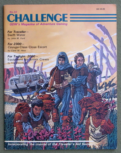 Image for Challenge Magazine, Issue 32