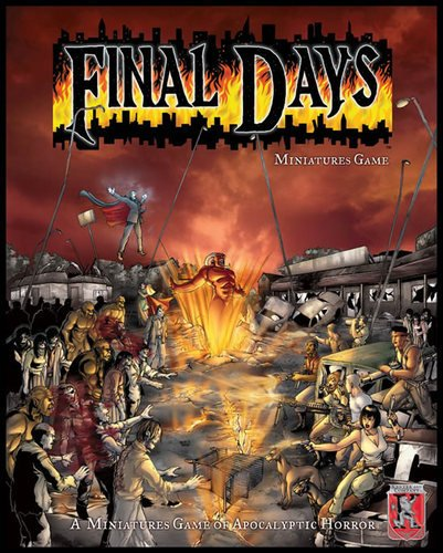 Image for Final Days: A Miniatures Game of Apocalyptic Horror