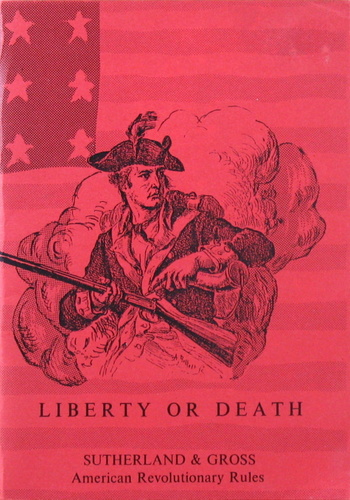 Image for Liberty or Death: American Revolutionary Rules