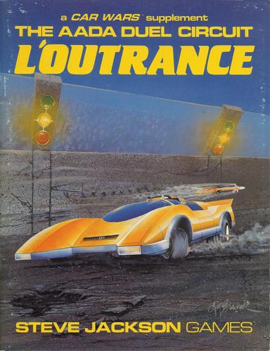 Image for L'Outrance (AADA Duel Circuit: Car Wars Supplement)