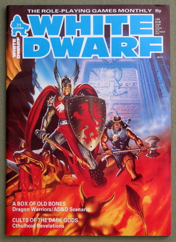 Image for White Dwarf Magazine, Issue 71