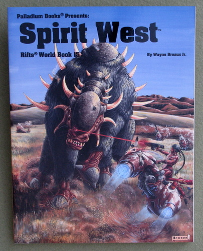 Image for Spirit West (Rifts World Book 15)