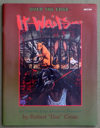 Image for It Waits...... (Over the Edge Series)