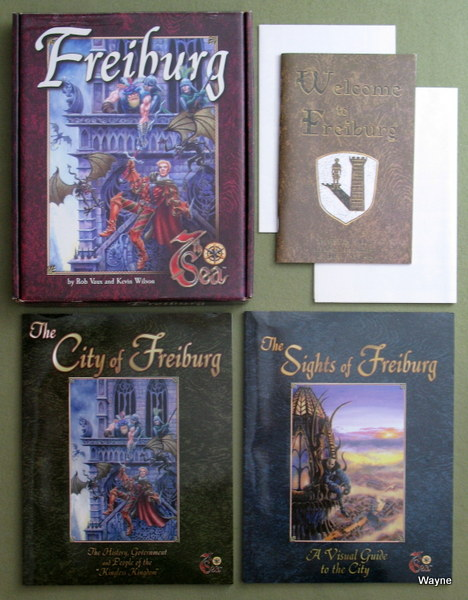 Image for Freiburg (7th Sea)