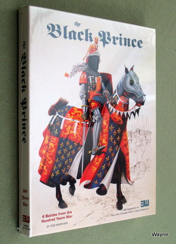 Image for The Black Prince: 4 Battles from the Hundred Years War