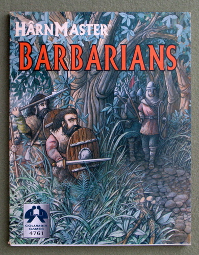 Image for Harnmaster Barbarians (Harn Fantasy Roleplaying System)