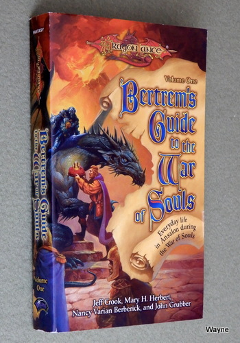 Image for Bertrem's Guide to the War of Souls: Volume One (Dragonlance)