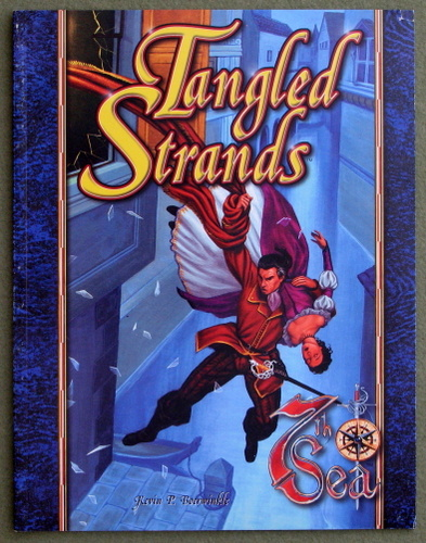 Image for Tangled Strands (7th Sea)