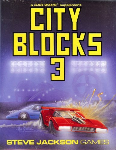 Image for City Blocks 3: A Car Wars Supplement