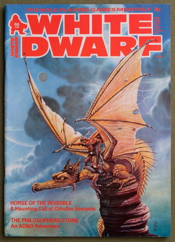 Image for White Dwarf Magazine, Issue 66
