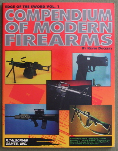 Image for Compendium of Modern Firearms (Edge of the Sword Vol. 1)