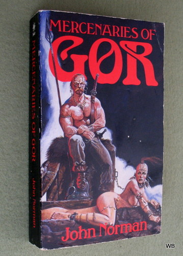 Image for Mercenaries of Gor (A Star book)