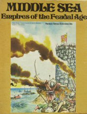 Image for Middle Sea: Empires of the Feudal Age