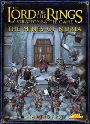 Image for Mines of Moria (Lord of the Rings Strategy Battle Game)