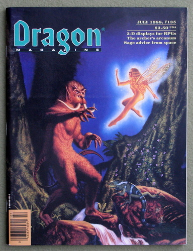 Image for Dragon Magazine, Issue 135