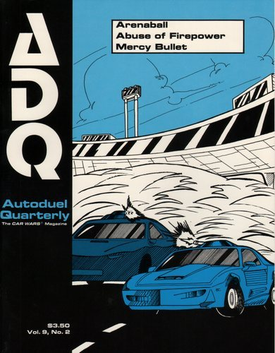 Image for Autoduel Quarterly/ADQ: Vol. 9, No. 2 (Car Wars)