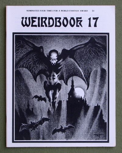 Image for Weirdbook 17