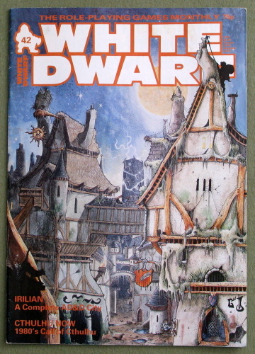 Image for White Dwarf Magazine, Issue 42