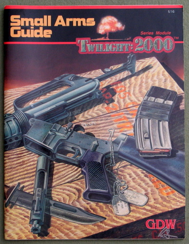 Image for Small Arms Guide (Twilight: 2000)